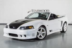 2003 Ford Mustang Convertible Saleen