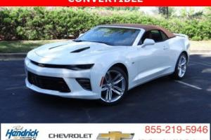 2017 Chevrolet Camaro 2dr Convertible SS w/2SS