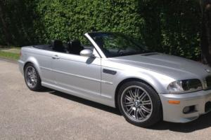 2003 BMW M3 2 DOOR CONVERTIBLE