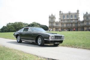 1971 ASTON MARTIN DBS GREEN Photo
