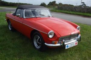MG/ MGF MGB roadster 1.8