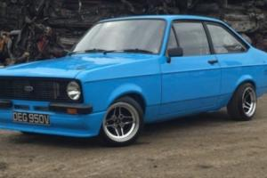 MK2 FORD ESCORT COSWORTH MEXICO REPLICA, MAGAZINE FEATURED THIS MONTH!