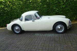 MGA coupe 1500 1959 Photo
