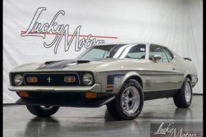 1971 Ford Mustang Mach 1 Photo