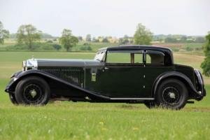 1932 Bentley 8 Litre 2 Door Short Chassis Coupe by Mayfair Photo