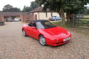 Lotus Elan 42k fsh low owners