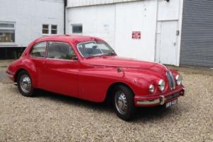 Bristol 401 1951 - full ground up resto - inc FULL engine - Amazing and stunning