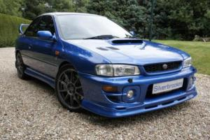 Subaru Impreza P1 Turbo Awd 2 Door Saloon PETROL MANUAL 2001/Y