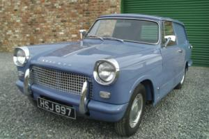 Triumph Herald Light Van Photo