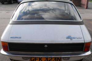 AUSTIN ALLEGRO 1750 SS - EXTREMELEY RARE - ONE OF ONLY TWO LEFT IN THE COUNTRY