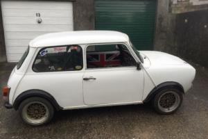 mini clubman 2.0 16v red top