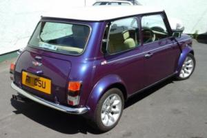 CLASSIC MINI JOHN COOPER SPORT 5, 5 SPEED WITH WORK'S UPGRADE 19,800 MILES