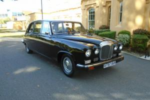 1989 Daimler DS420 limousine not hearse no reserve