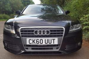 2010 (60 PLATE) AUDI A4 TECHNIK 2.0 TDI S-LINE TURBO DIESEL,HIGH SPEC,IMMACULATE