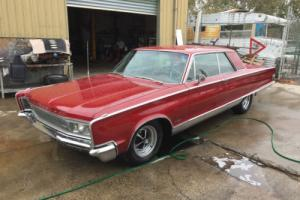 1966 Chrysler NEW Yorker Hardtop MAY Suit Chev Mustang Buyers in VIC