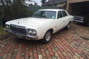 1981 CM Chrysler Valiant 265 4 Speed M Aircon Powersteering in VIC