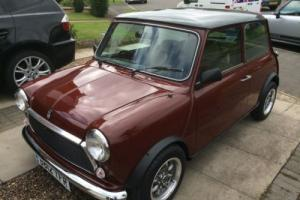 CLASSIC AUSTIN MINI MAYFAIR AUTOMATIC 1984 ONLY 24K. MUST BE SEEN