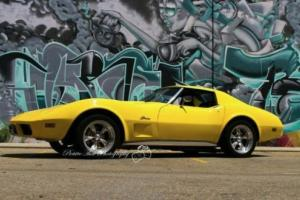1974 C3 Corvette Project in VIC
