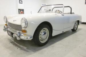 1962 Austin Healey Sprite Mark II Photo