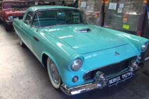 1955 Ford Thunderbird Convertible Only 2 Owners