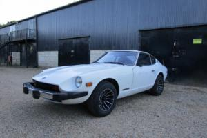 Datsun 280z 1978 LHD Running Driving 2 Seater Coupe Photo