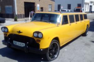 1970 Checker Aerobus Airport Taxi