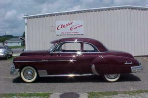1950 Chevrolet COUPE  AS  NEW  AS   THEY  COME