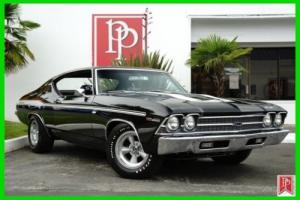 1969 Chevrolet Chevelle Re-Creation