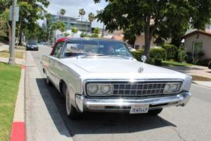 1966 Chrysler Imperial Crown Imperial