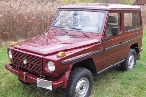 1989 Other Makes 300GD