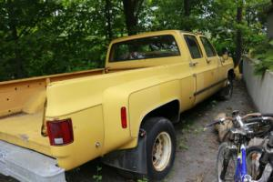 GMC: 1974 CUSTOM 35 HUNDRED Special Edition Camper Photo