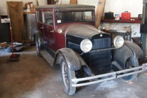 1928 Other Makes Super Six