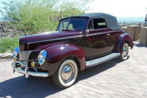 1940 Ford Other Deluxe