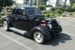 1935 Ford coupe coupe
