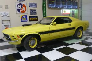 Ford: Mustang Sidewinder