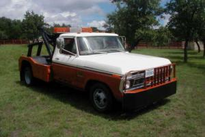 1974 Ford F-350