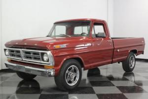 1971 Ford F-250 Camper Special