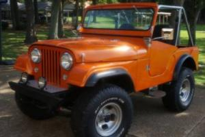 1965 Jeep CJ CJ5 Kaiser Willys