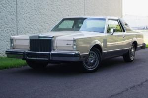 1981 Lincoln Mark Series 2dr Coupe