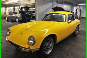 1960 Lotus Elite Series 2 Photo