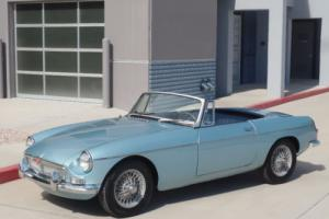 1966 MG MGB MG MGB ROADSTER