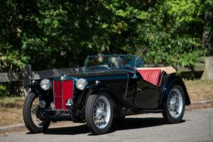 1948 MG T-Series Photo