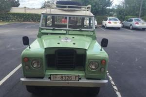 1976 Land Rover Defender