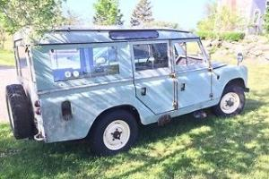 1967 Land Rover Other Long Wheel Base Photo