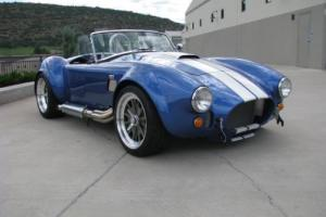 1965 Shelby Backdraft Roadster 15th Anniversary Edition