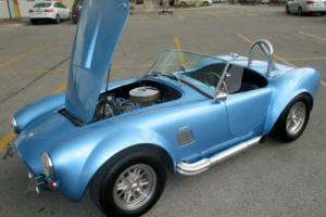 Replica/Kit Makes: AC SHELBY COBRA 427 427