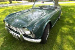 1962 Triumph Other Tr4 Roadster Photo