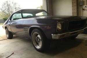 1972 HQ Monaro Coupe 2DOOR Rust Free NO Reserve NOT GTS LS