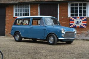 1968 Morris Mini 1000 Estate Countryman Traveler Amazing Rare Original Condition
