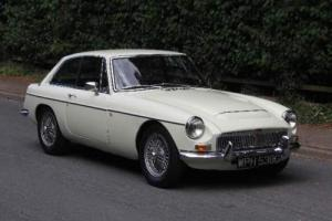 1969 MG C GT AUTOMATIC